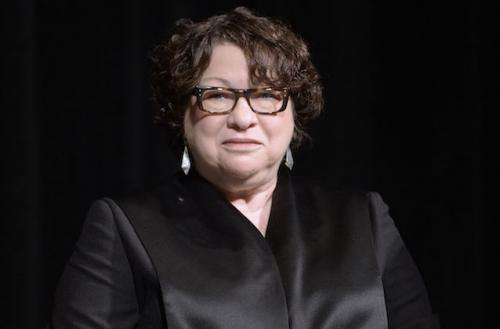 Justice sonia sotomayor evokes baldwin coates in for Sonia sotomayor coloring page