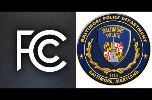 Baltimore police accused of illegal mobile spectrum use with stingrays