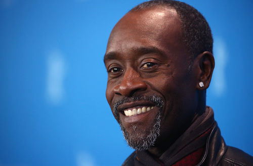Don Cheadle to play first black millionaire next