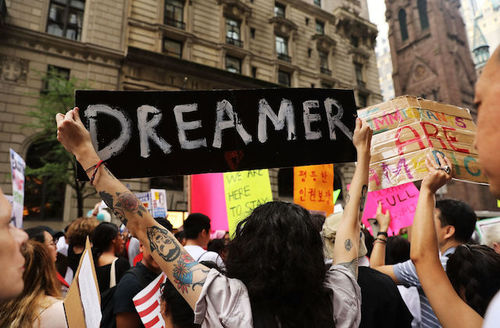 LETTER: End federal DACA program right now