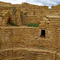 The Mesa Verde National Park on August 7, 2008, in Colorado. The Ancestral Pueblo people who made this their home for over 700 years. Recapture Canyon is considered a mini-Mesa Verde for its cliff dwellings where the Pueblo people also lived.