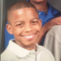 Jordan Edwards. Smiling Black boy.
