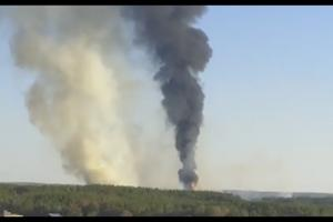The fire from the Colonial Pipeline explosion burned for days, prompting evacuations. Now, a federal agency is investigating the explosion.