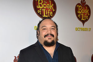 """Jorge R. Gutierrez attends """"The Book of Life"""" on October 13, 2014, in Miami, Florida. The director announced its sequel earlier this week, on June 14."""