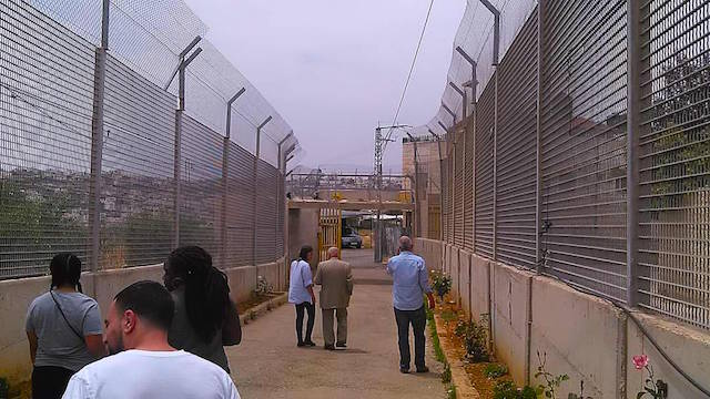 A 40-yard fenced passageway connects the al-Ghirayib family home, surrounded on all sides by an Israeli settlement, to the Palestinian village of Beit Ijza in the West Bank.
