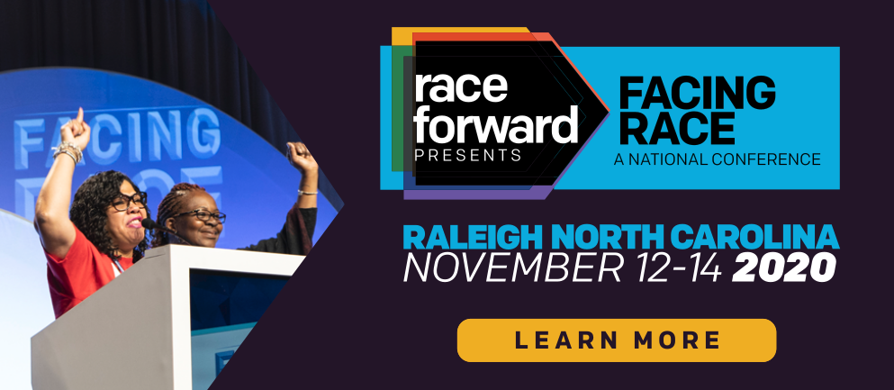 Facing Race Conference Nov 12-14 2020 Raleigh North Carolina
