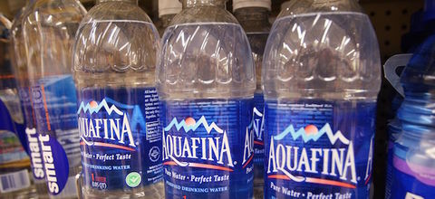 Pepsico Admits That Aquafina Water Comes From Tap