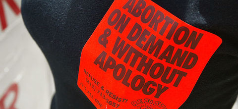 Pro-Choice Abortion sticker