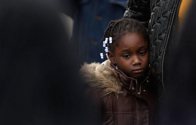 Report Girls Of Color Who Survive Abuse Frequently End Up