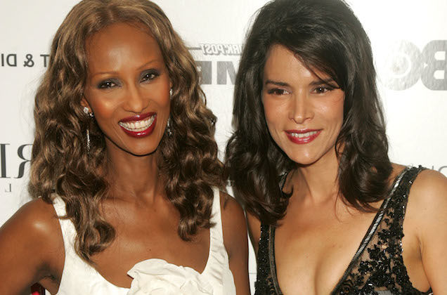 Supermodel Patricia Velasquez Tells Her Coming Out Story