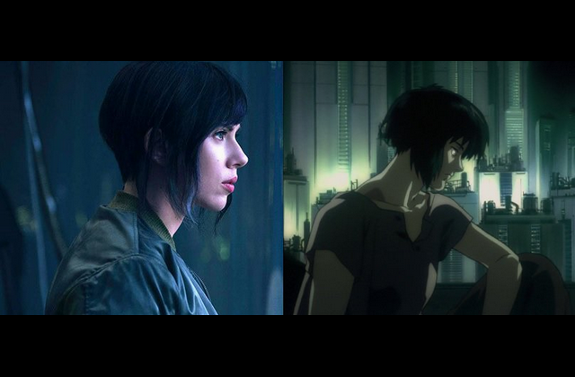 Oh The Whitewashing Why Ghostintheshell Is Trending In 7 Tweets Colorlines