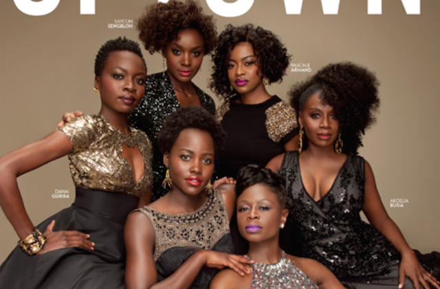 Uptown S New Cover Is The Epitome Of Blackgirlmagic