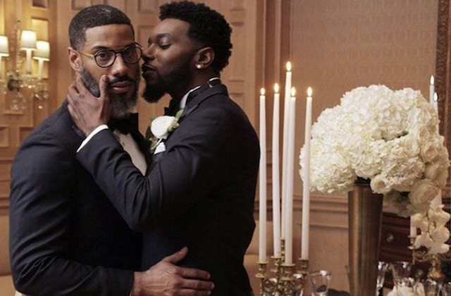 ICYMI: This Must-See Wedding Photo Shoot Channels Harlem