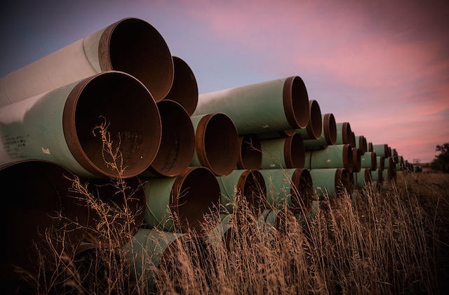 Proposed Keystone XL Pipeline To Run From Canada To Gulf Of Mexico