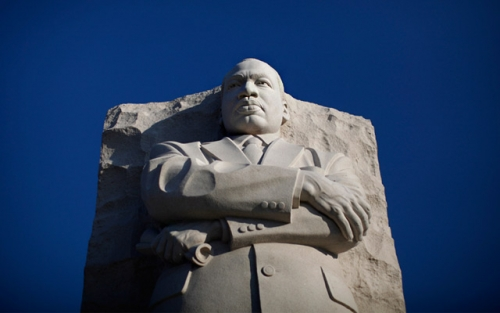 mlk jr critique Martin luther king jr is often held up as one of the leading pacifists in american   a common complaint of such critics is that those employing.