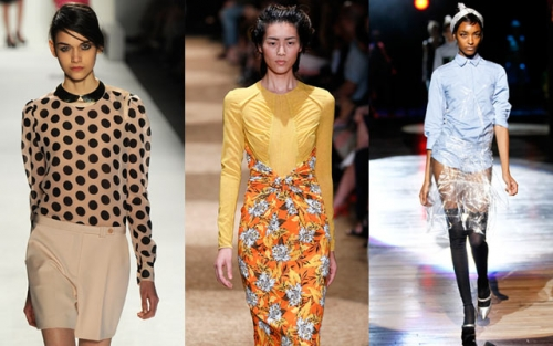 The Most Popular Runway Models of Color at S/S 2012 New York