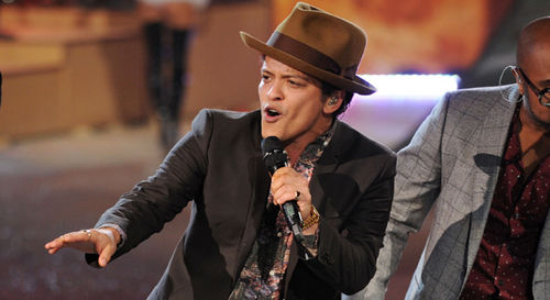Bruno Mars Explains Why He Dropped His Puerto Rican Father's Surname