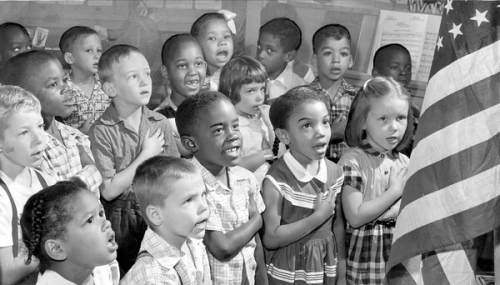 segregated schools in the south - 600×342