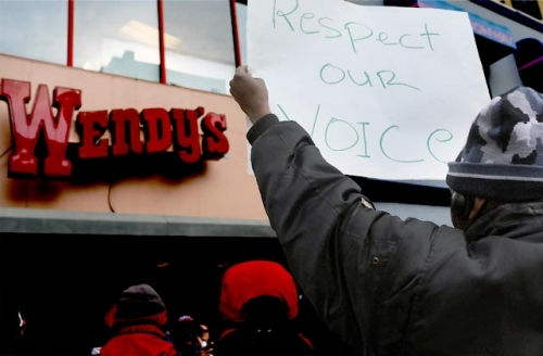 How Fast Food Companies Steal Workers' Pay   Colorlines