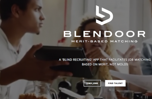 New Blind Job Match App Aims To Put More People Of Color In