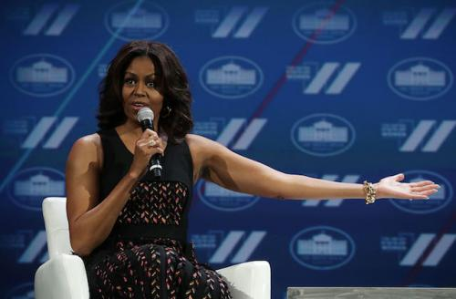 Michelle Obama's Advice to Men at United State of Women ...