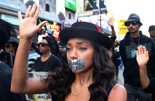 read police brutality is a part of the environmental justice fight
