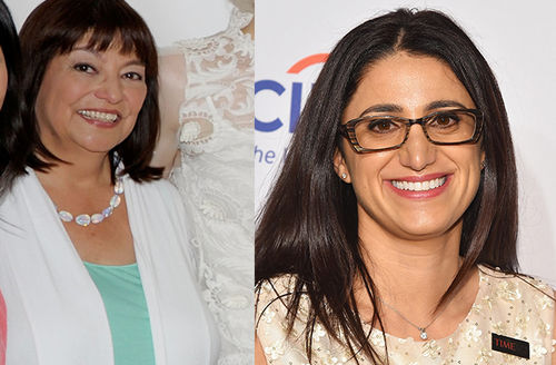 Lydia Villa-Komaroff, left, and Mona Hanna-Attisha, right.