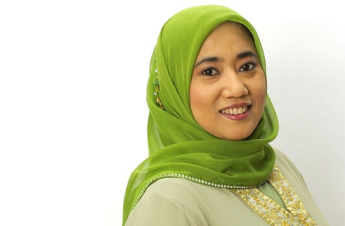 Nana Firman, Muslim outreach coordinator for GreenFaith and co-founder of the Global Muslim Climate Network.