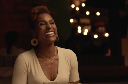 "Issa Rae in ""Insecure."""
