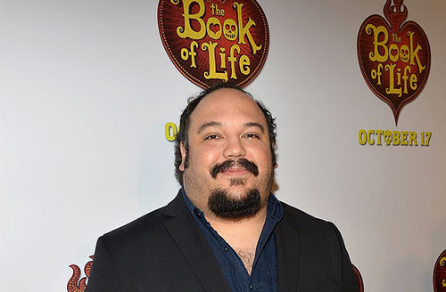 "Jorge R. Gutierrez attends ""The Book of Life"" on October 13, 2014, in Miami, Florida. The director announced its sequel earlier this week, on June 14."
