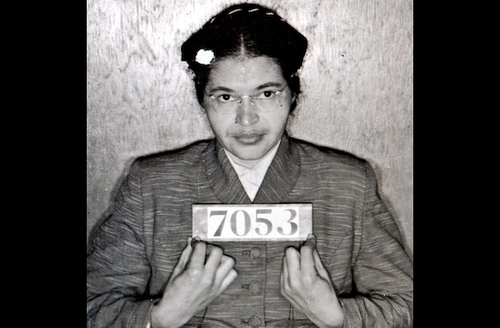 Why rosa parks refused to give up her seat