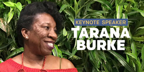 Tarana Burke will deliver a keynote address at Facing Race National Conference in Detroit.