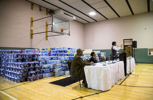 Flint Continues To Struggle With Water Contamination Crisis
