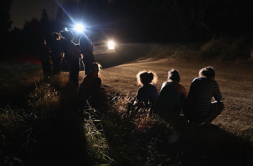 Federal judge bars Trump administration from blanket detention of asylum seekers.