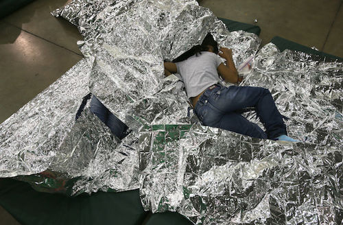 Report details deplorable conditions at child detention centers