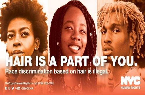 New York City Says Businesses Cant Discriminate Based On Hair