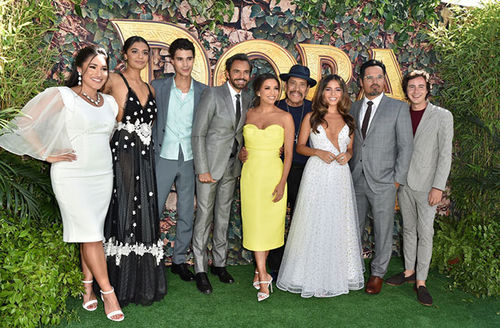 All Latinx Cast Talks Race at 'Dora and the Lost City of