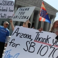 "arizona s.b. 1070 research paper Kevin r johnson,immigration and civil rights: is the new  immigration and civil rights: is the ""new"" birmingham the same as the  arizona's sb 1070."