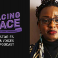 facing race podcast logo lutze segu feminist griote