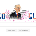 Illustration of Fred Korematsu