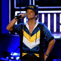 Singer Bruno Mars performs onstage during the 2016 American Music Awards at Microsoft Theater on November 20, 2016 in Los Angeles, California.
