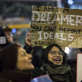 Dreamers protest