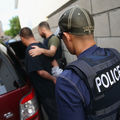 ICE Agents Detain Suspected Undocumented Immigrants