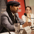 Mustafa Ali, former EPA environmental justice official, speaks on human rights and the environment during an event by the Wilson Center on June 22, 2016.