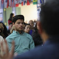 Immigrants Attend TPS Workshop