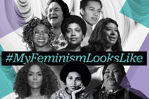 image with 8 feminists of color