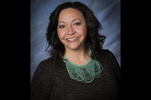 Maya Sanchez, mayor of San Elizario, Texas.