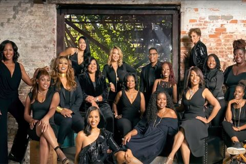 The Reel Divas. Twenty Black women from television and film.