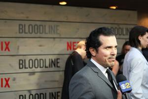Actor John Leguizamo attends the Premiere of Netflix's 'Bloodline' at Westwood Village Theatre on May 24, 2016, in Westwood, California. He penned a piece on his Latino experience for the New York Times.