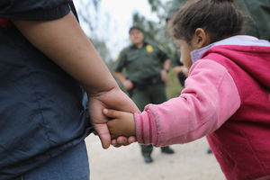 United Nations calls on United States to end practice of separating families at the U.S.-Mexico border.